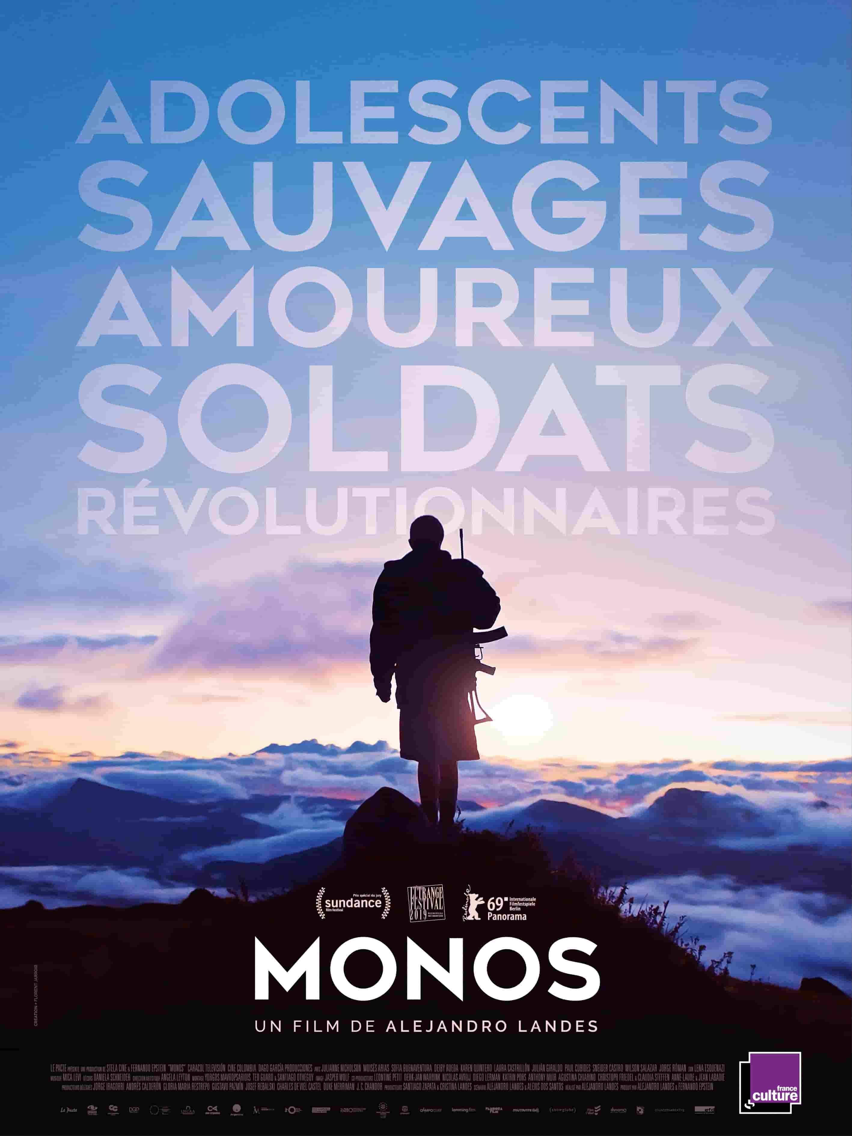 """Résultat de recherche d'images pour """"""""Monos"""" de Alejandro Landes"""""""